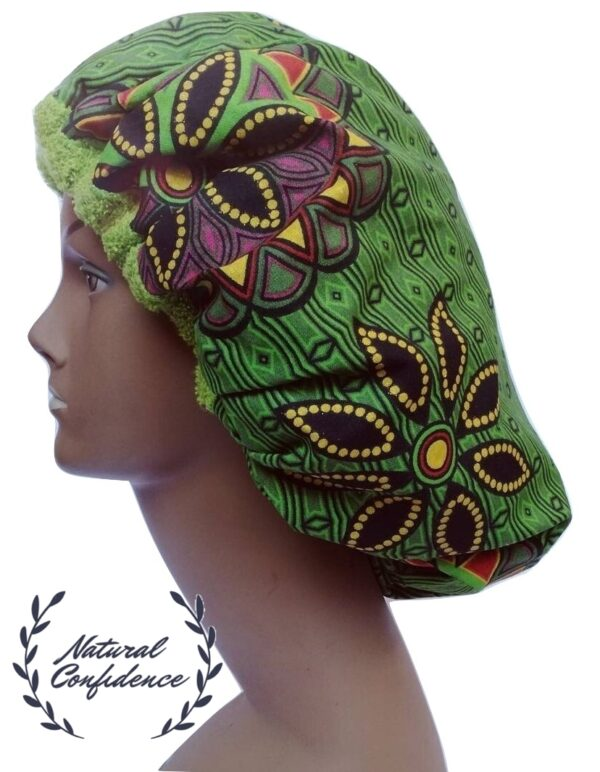 Peridot Microwavable Deep Conditioning Heat Cap South Africa